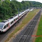 7 Juni 2014: Landgraaf / 357,355,653 Als pinkpop pendel express naar Heerlen