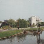 Veghel: 1 Mei 1993 / Overweg en brug
