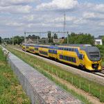22 Juli 2015: Echt / 9402 Als intercity naar Maastricht.