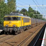 4 Juli 2011: Eindhoven/ 1827 (9901) Locon met de huisvuiltrein naar wijster