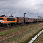 22 Februari 2014: Mierlo / Locon 1837 (9903) met 20 CAIB Shimmns uit Neuss voor Bvhc