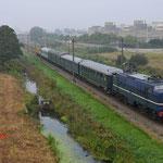 20 September 2014: Haarlem spaarnwoude / 1202 NSM met 4 rijtuigen en achterop de 1312 als extra trein vanuit Haarlem naar Amsterdam ivm 175 jaar Spoor