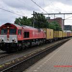 24 Mei 2014 : Eindhoven / DE 6301 Met een neuss shuttle richting Roosendaal