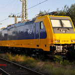 11 Augustus 2014: Emmerich / 186 001 NSR