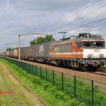 15 Juli 2014: Mierlo / 1836 (9905)  Bologna-Shuttle richting de Kijfhoek.