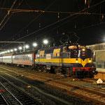 19 Januari 2018: Venlo / 1251 RXP Met de Alpenexpress  13487 naar Schladming en Bludenz.