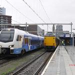 31 Januari 2018: Enschede /  7404 Als blauwnet IC naar Raalte.