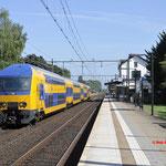 8 September 2016: Oisterwijk / 7521 Als sprinter van Eindhoven naar Tilburg Universiteit.
