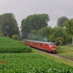 13 Juli 2014: Wijlre / Plan u 115 onderweg naar Simpelveld