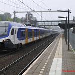 1 Juni 2016: Helmond Brandevoort / 2502,2503,2202 als Testtrein terug vanuit Venlo naar Eindhoven.