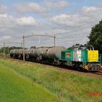 30 Mei 2014: Hulten / 1796 Locon Met VTG Ketelwagens naar Lutdsm