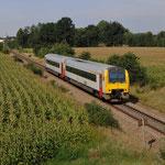 31 Augustus 2015: Neerpelt / 4108 vanuit Antwerpen naar Neerpelt.