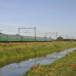 10 September 2016: Hedel / 766 onderweg van de Watergraafsmeer naar Breda als trein 800766.