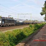 16 Augustus 2014: Venlo / 189 280 TXL met Tweakers-Express onderweg naar Keulen.