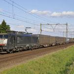 25 Mei 2017: Horst-Sevenum / 189 092 SBB Met een containertrein richting Kijfhoek