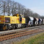 8 Maart 2014: Boxmeer / 303007 Strukton Met een Sleep Fccpps