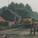 Liempde: 30 Juli 1995 / NS PLan u als trein 37311 naar Veghel.