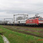 8 April 2010: Mierlo / 189 024 RD Met Gremberg UC (45716) (ECR 77024,77025,77032,77033 in opzending mee)