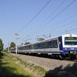 7 Juni 2016: Silberwald / 6020 272,6020 249 Als S1 naar Ganserndorf.