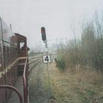 Boxtel ; 28 Maart 2015 / VSM 2233 voor de aansluiting richting Boxtel