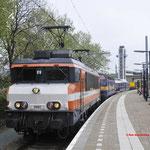 7 Mei 2017: Venlo / Locon 9902,Locon 6703,NSM Kameel,NSM 2215 .