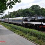 27 Juni 2014: Eindhoven / 1252 EETC Met autoslaaptrein naar Allesandria