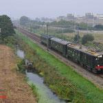 20 September 2014: Haarlem spaarnwoude / Mat 24 (blokkendoos) NSM onderweg als extra trein vanuit Haarlem naar Amsterdam ivm 175 jaar Spoor.