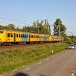 30 September 2015: Boxtel / 446,961 Als sprinter naar Tilburg Universiteit.
