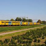 30 September 2015: Heukelom / 444,466,457 Als sprinter naar Tilburg universiteit (5250)