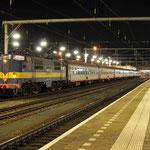 14 Februari 2014: Venlo / 1225 (1252) EETC met de 3e wintersporttrein naar oostenrijk