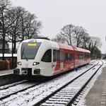10 December 2017: Lichtenvoorde-Groenlo / 369 Als stoptrein naar Winterswijk