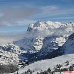 25 Februari 2011: Kleine scheidegg (zwitserland)