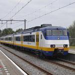 13 Oktober 2016: Hoek van Holland Strand / 2940 Als trein 4133 van Hoek van Holland strand naar Rotterdam