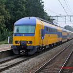 11 September 2014: Susteren / NSR 7645 Onderweg als intercity naar Heerlen.