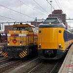 16 Oktober 2014: Amersfoort / 23 076 VSM, 303002 Strukton, 4206 NSR