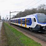 2 April 2016: Eindhoven / 2501 Met een testrit vanuit Maastricht via Eindhoven naar Venlo.