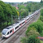 7 Juni 2014: Heerlen / 357,355,653 Als pinkpop pendel express naar Heerlen