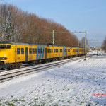 29 December 2014: Echt / 475,457 Als sprinter naar Maastricht Randwijck