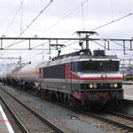10 Februari 2018: Eindhoven / 1619 CT Met gasketelwagen trein naar de Sloehaven.