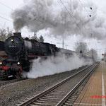 6 December 2014: Kohlscheid / 01 1075 SSN Met de kerstexpress naar Aachen