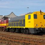 3 November 2015: Blerick / 2215 NSM met de 1252 van HSL.