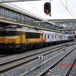 12 December 2014: Den Bosch / 1744 NSR Met lost&found express en achter op de 1768.
