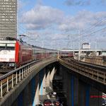 17 Januari 2015: Amsterdam Sloterdijk / 186 121 NSH Met IC Direct naar Breda