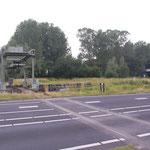 Veghel: 27 Juni 2009 / Overweg en brug