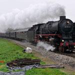 6 December 2014: Landgraaf / 01 1075 SSN Met de kerstexpress naar Aachen