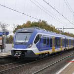 14 November 2017: Helmond Brouwhuis / 2702 Als testtrein van Blerick naar Helmond onder treinnummer 93272.