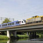 28 Mei 2017: Helmond / 203 102 Met arriva 25 onderweg naar Blerick.
