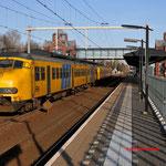 16 Februari 2016: Helmond brandevoort / 466,452 Als sprinter vanuit Deurne naar Nijmegen.