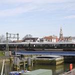 26 Maart 2016: Maassluis / 273 onderweg vanuit Hoek van Holland naar Rotterdam.