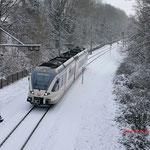 24 Januari 2015: Chevremont / 504 Onderweg naar Maastricht Randwijck